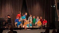 Концерт для ветеранов в Доме журналиста - Музыкальный театр детей Радуга