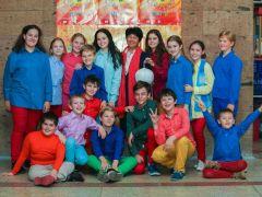 Участие в IV кинофестивале «Литература и кино – ДЕТЯМ» - Музыкальный театр детей Радуга