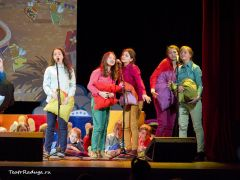 Каникулы со Смешариками - Музыкальный театр детей Радуга