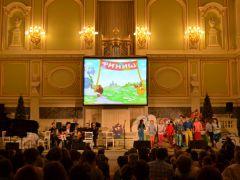 Новый год со Смешариками - Музыкальный театр детей Радуга