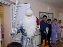 Выступление на новогоднем благотворительном марафоне «Светлый ангел» - Музыкальный театр детей Радуга