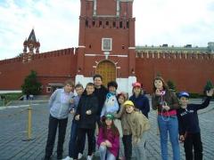 Москва. Юбилей карусели 2012 - Музыкальный театр детей Радуга