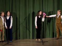 Выступление на юбилее Морского технического колледжа - Музыкальный театр детей Радуга