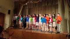 Выступление в проекте «Ночь музеев» - Музыкальный театр детей Радуга
