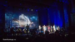 Выступление на концерте «Петербург Андрея Петрова» - Музыкальный театр детей Радуга