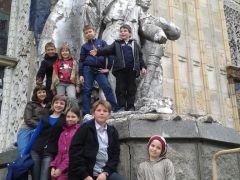 Поездка на ВДНХ - Музыкальный театр детей Радуга