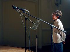 Репетиция творческого вечера - Музыкальный театр детей Радуга