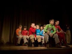 Репетиции на Мойке 12. 2009 год - Музыкальный театр детей Радуга