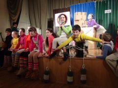 Спектакль по песням Утёсова - Музыкальный театр детей Радуга