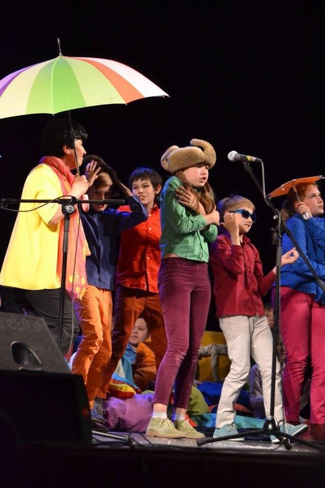 Каникулы со Смешариками в КЗ у Финляндского - Музыкальный театр детей Радуга