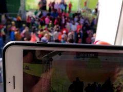 Выступление на фестивале уличных искусств «Улитка» - Музыкальный театр детей Радуга