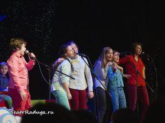 Благотворительный концерт «Летающие звери в гостях у Лицедеев» - Музыкальный театр детей Радуга