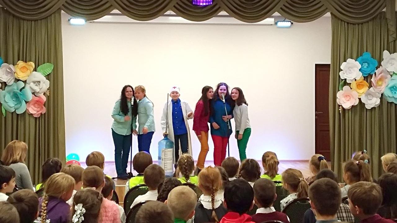 Выступление на Автоград 2017