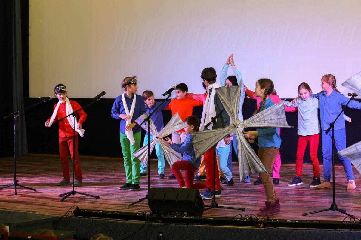 От винта! В Гатчине открылся кинофестиваль Литература и кино — детям