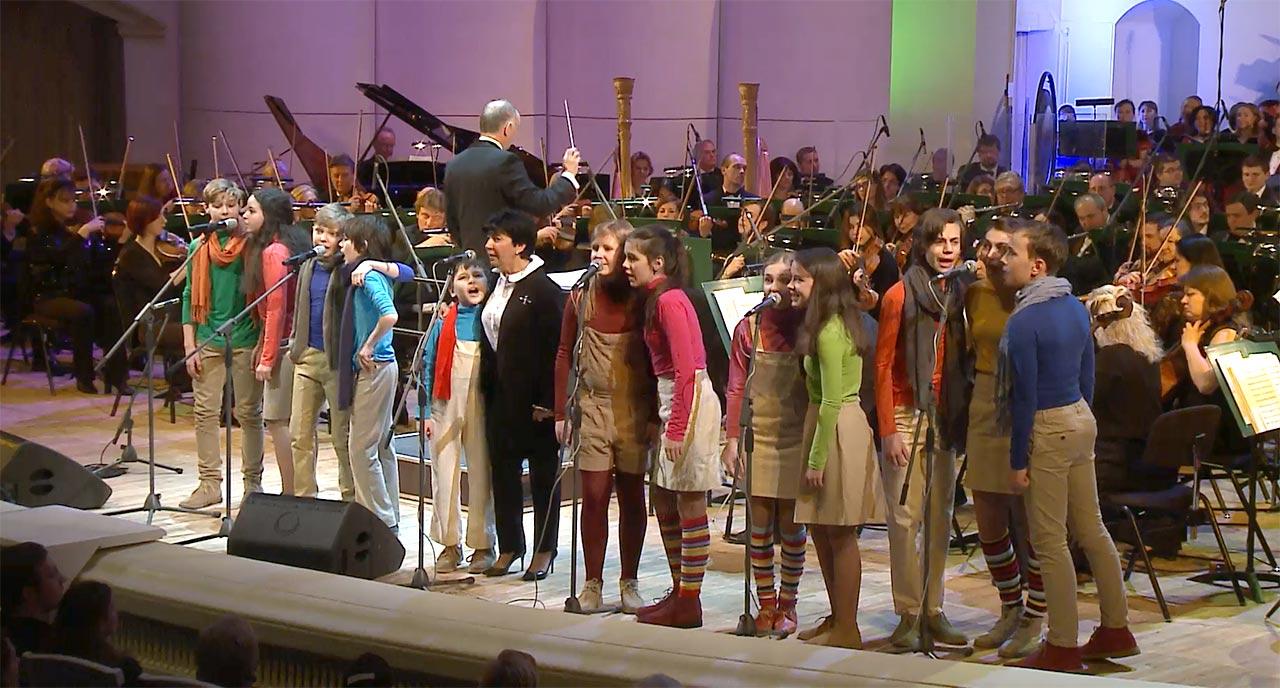 Концерт посвященный женщинам-композиторам в кинематографе