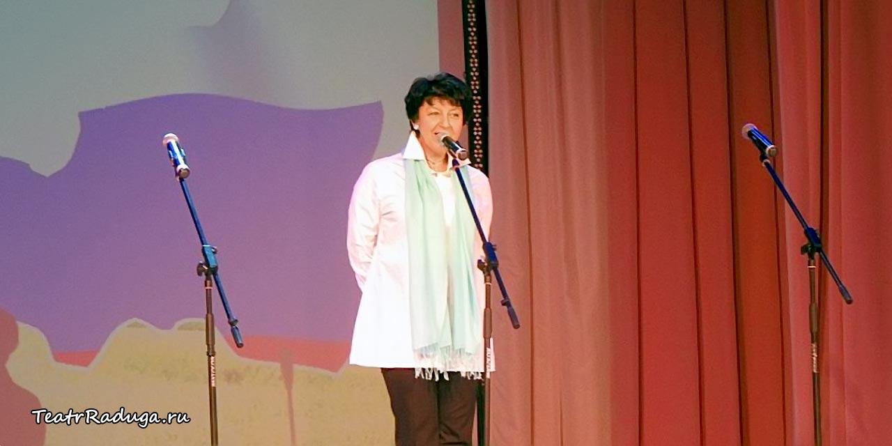 Выступление на юбилее КДН в Гатчине
