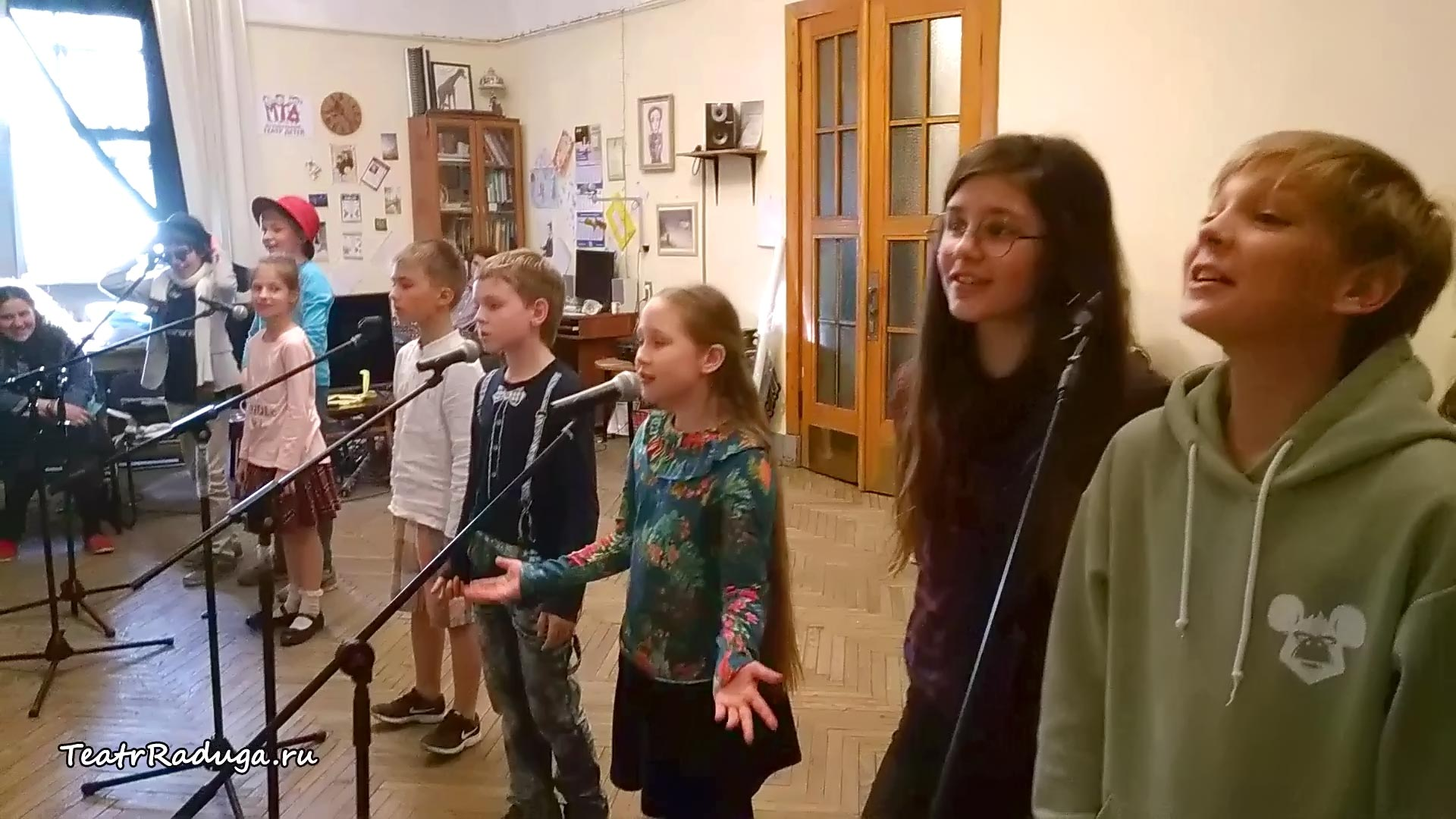 Подготовка к концерту «Петербург Андрея Петрова» идёт полным ходом!